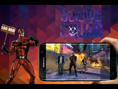 Highly Compressed Suicide Squad: Special Ops For Android