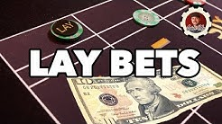 Lay Bets - craps payouts