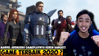 GAME BARU MARVEL AVENGERS GAME TERBAIK 2020 ? - MARVEL AVENGERS GAMEPLAY INDONESIA