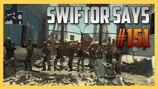 Swiftor Says Jump As Far As You Can (Advanced Warfare Havoc DLC)