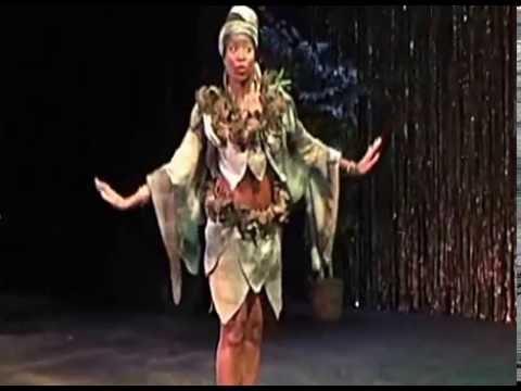 Franchesska Berry's Dance of Afro Caribbean / Babu Casamance