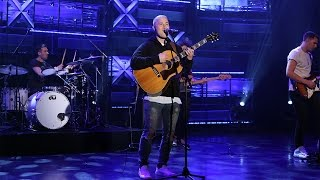 Mike Posner Performs