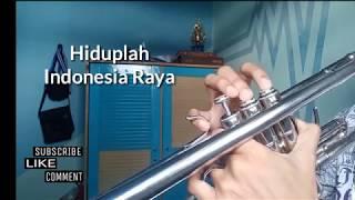 """Indonesia Raya"" Indonesian National Anthem - Trumpet"