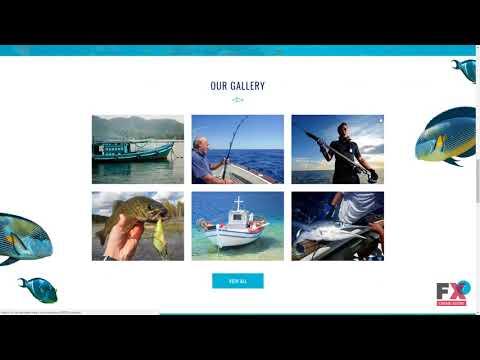 Sail Fish - Fishing Club Responsive WordPress Theme TMT | Free Templa