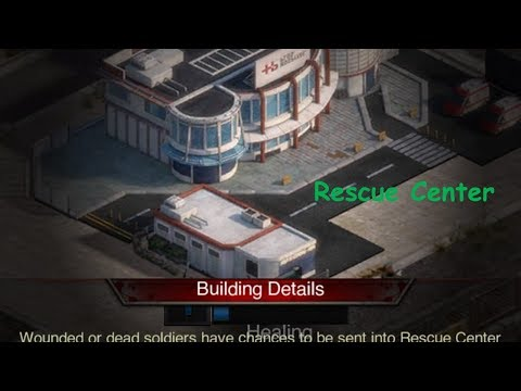 How To Heal Your Troop Rescue Center Last Empire War Z