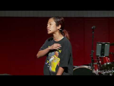 Derrick Engoy, Jacqulyn Whang - Spoken Word Chapel [Undergraduate Chapels]