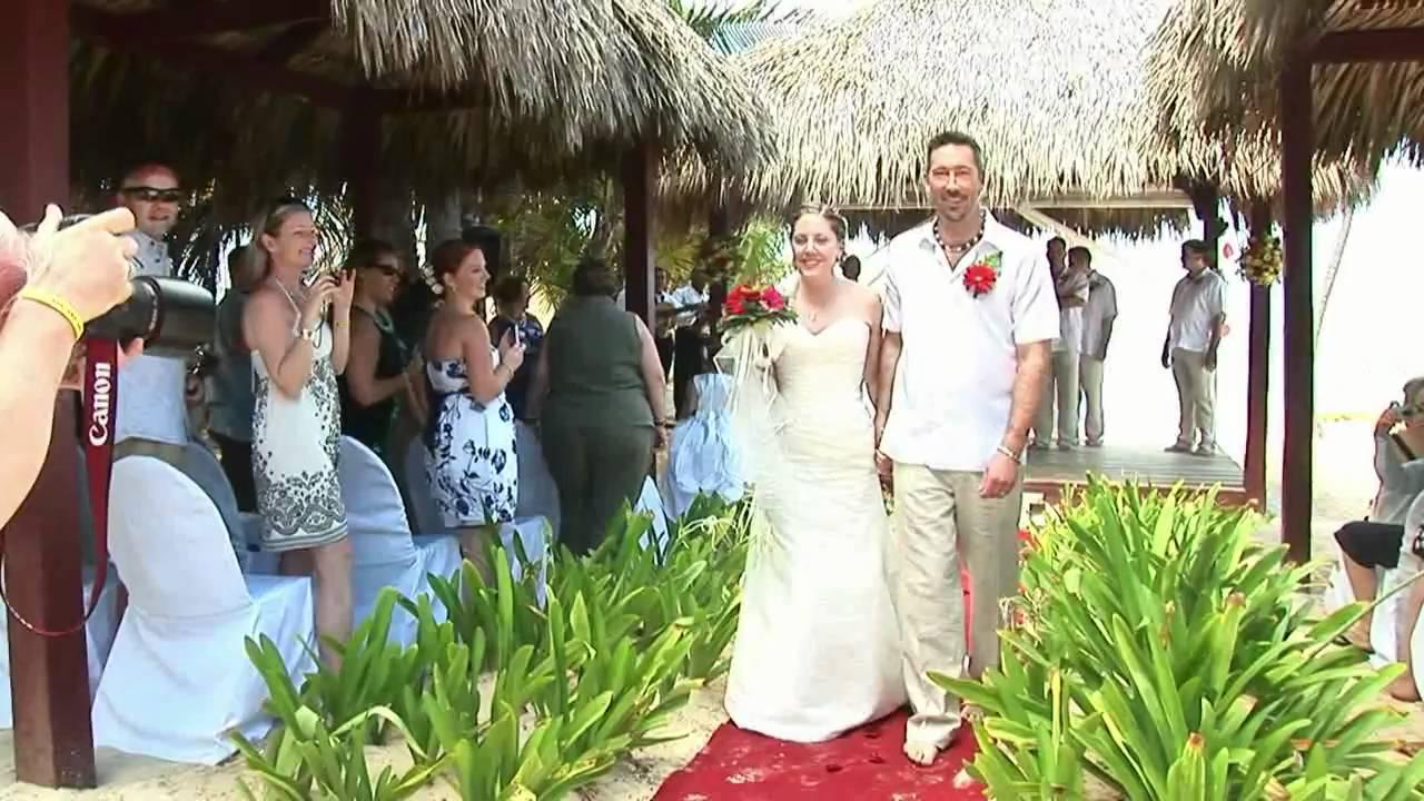 April 13 2017 Wedding Iberostar Punta Cana