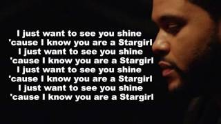 The Weeknd  Stargirl Interlude (Lyrics On Screen) ft. Lana Del Rey