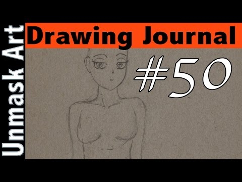 "Drawing Journal #50 ""Made it to Poland"""