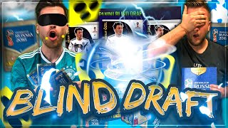 FIFA 18: PANINI BLIND DRAFT BATTLE 😳🔥 Neue SERIE 😱