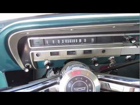 installing a new old stock am radio in my 1965 ford fairlane 500 289 rh youtube com