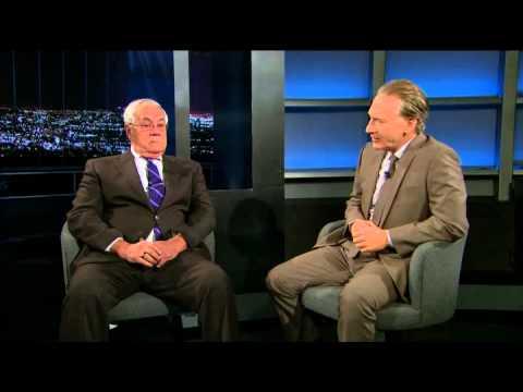 Bill Maher with Barney Frank: Mitt Romney