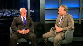 Bill Maher with Barney Frank: Mitt Romney