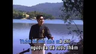 (Karaoke) Minh Ky - Co tham ve lang. (TAN CO)