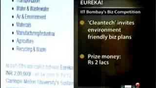 Eureka - biggest B plan contest in Asia