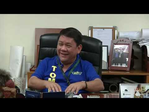 Mayor Tomas Osmeña PRESSCON 04-12-2010 (clip 2 of 3)