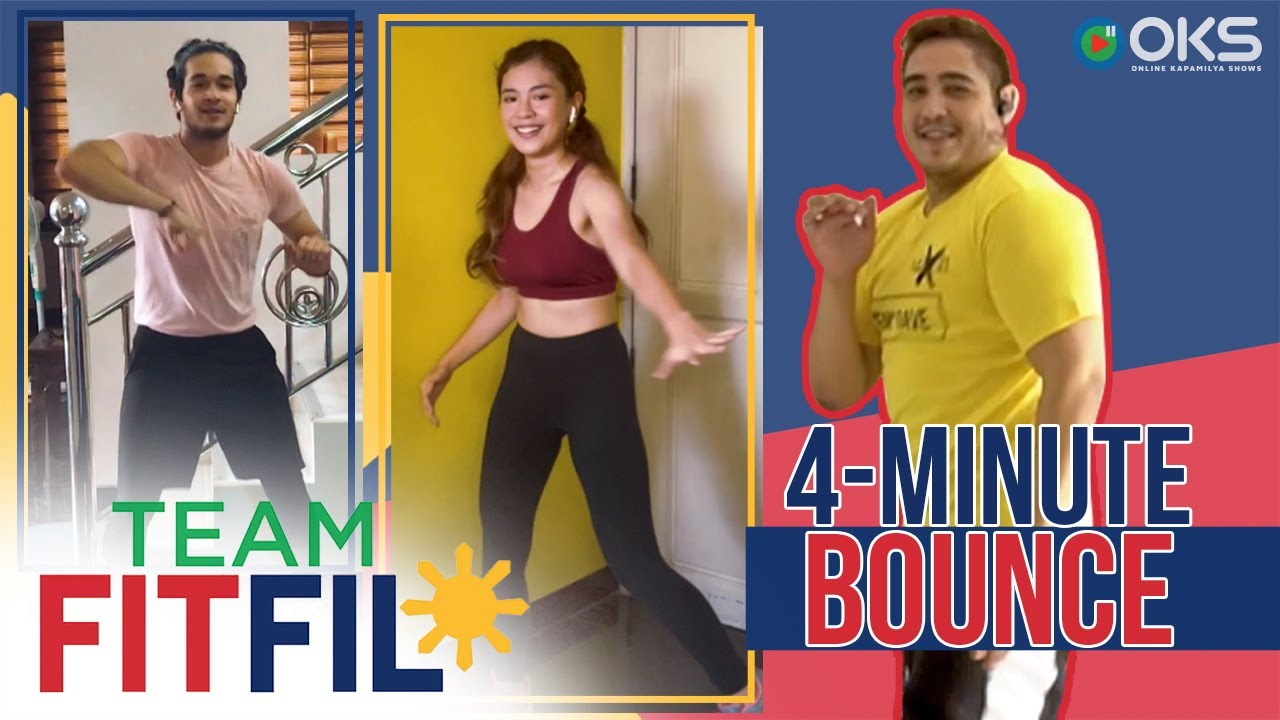"""4-Minute """"This Love is Like"""" Dance Workout with Hanie and Thamara 