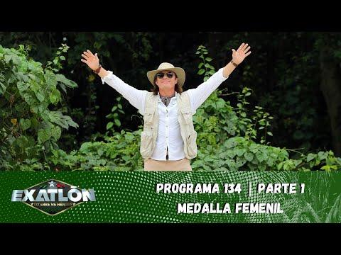 La última medalla femenil de la temporada se puso en juego. | Capítulo 134, parte 1 | Exatlón México