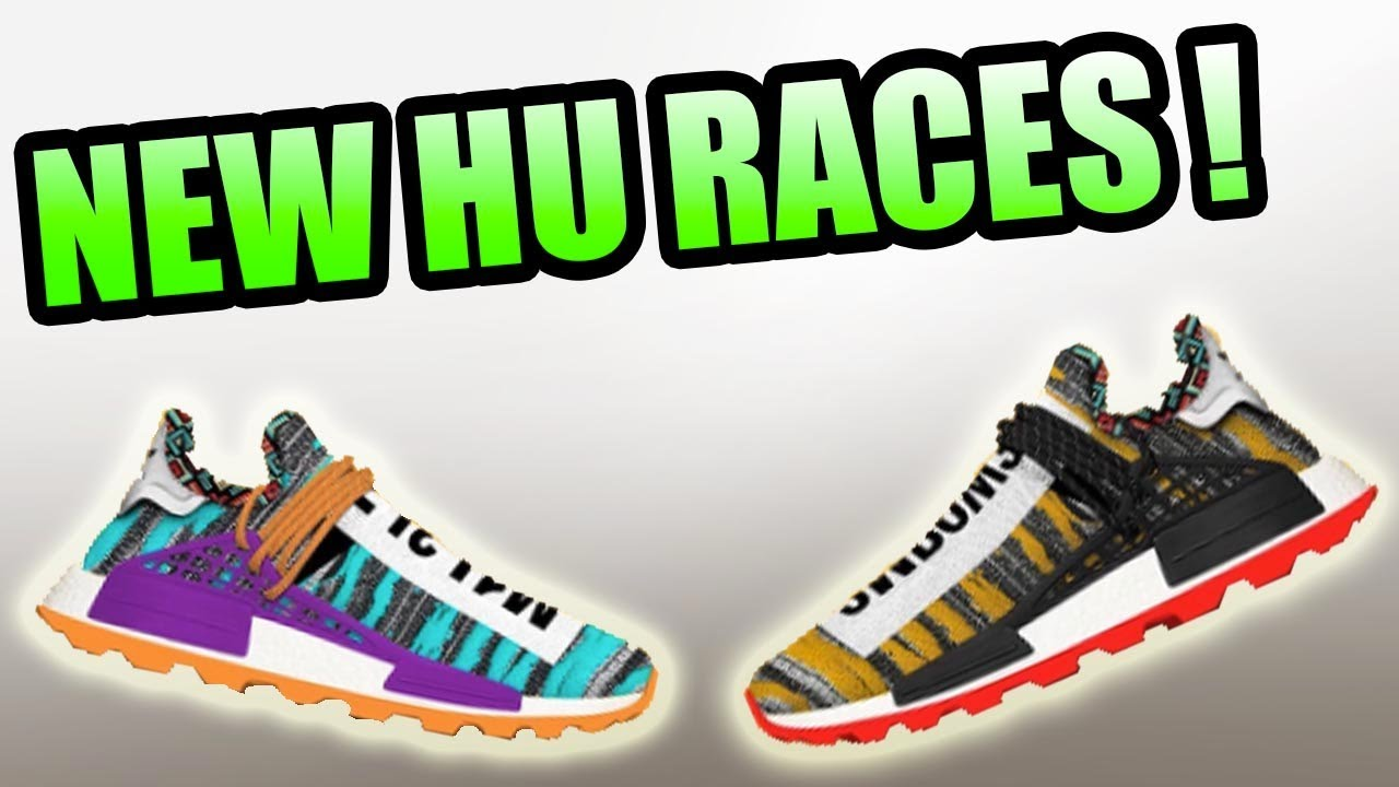 new concept 2fe75 c63bf 2018 AFRO HUMAN RACE NMD ! | Pharrell Williams AFRO HUMAN RACE Release Info  !