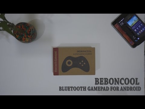 Best Cheap Android Gaming Controller Unboxing - BEBONCOOL