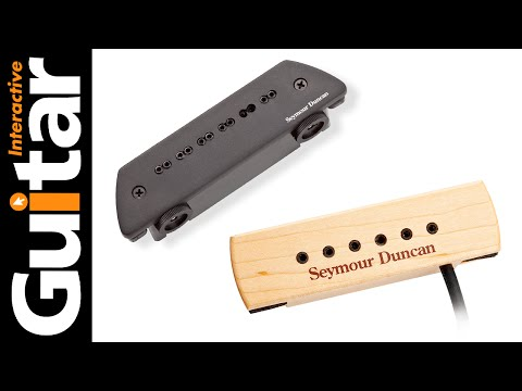 Seymour Duncan Mag Mic and Woody Pickups | Review | Guitar Interactive Magazine