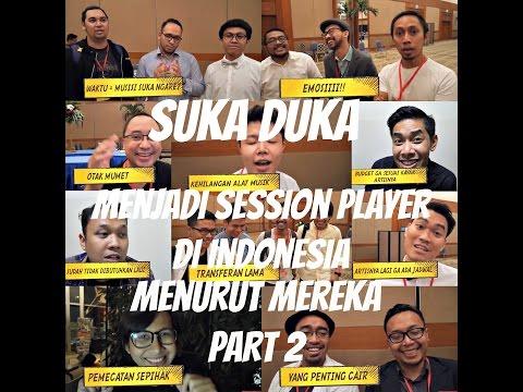 CIGITU AJEH VLOGS #8 Part 2 | Suka duka jadi Session Player di Indonesia khususnya Jakarta