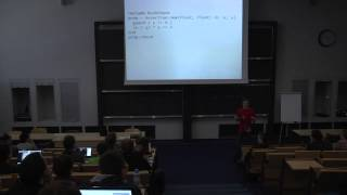 Jan Stępień - Embrace the static. Cherish the functional. Remain a Rubyist.