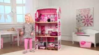 Kidkraft Pink And Pretty Dollhouse