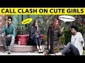 Call Clash Prank on Hot Girls - University of Lahore - Lahori PrankStar