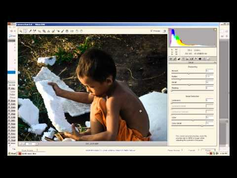 Photoshop CS5   Phan 1   Bai 17   Ung dung nghe thuat