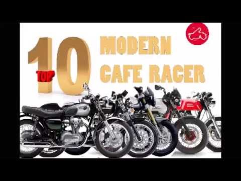 Top 10 modern cafe racer - Best cafe racer bikes 2016
