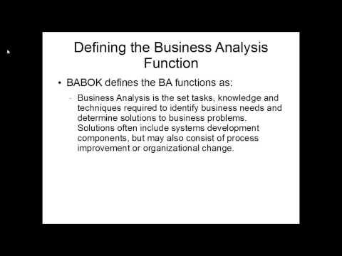 BABOK Part 0001