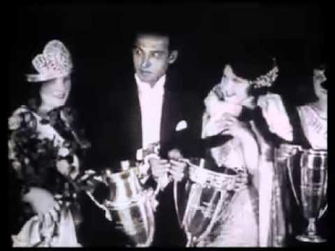 Rudolph Valentino -  Hollywood home movie
