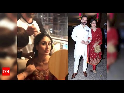 Flashback Friday: When Kareena Kapoor Khan turned Bangalore airport into her vanity room for cousin