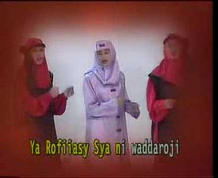 arabic song: Ya Rasulullah