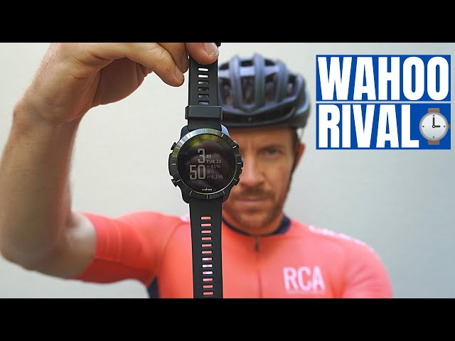 3 Reasons WHY a 'Cyclist' Would Buy the Wahoo Rival (MultiSport Watch?)