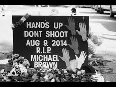 Killing Michael Brown - Post Shooting Family Press Conference Part 2