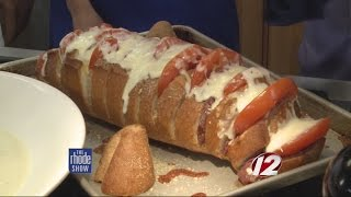 In the Kitchen: Pane Pazzo (Crazy Bread)(Chef John Granata from Camille's is in the kitchen with TV Maitre d' Joe Zito making Pane Pazzo, also known as Crazy Bread. The Rhode Show is WPRI 12's ..., 2014-09-11T15:29:55.000Z)