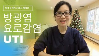 방광염, 요로감염 UTI 원인, 증상, 예방, 치료 영…