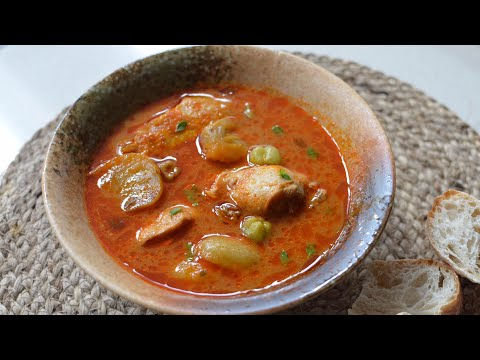 HOW TO COOK THE PERFECT GHANAIAN CHICKEN SOUP