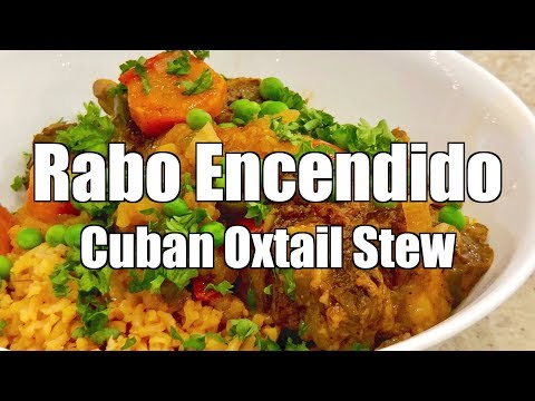 How to Make Instant Pot Rabo Encendido | Cuban Oxtail Stew