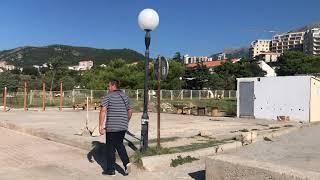 Черногория 2019. Черногория за 300 евро. Море в Черногории 2019. Рафаиловичи пляж.