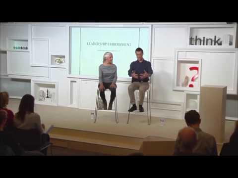 Wendy Palmer - Conference on Leadership Embodiment at Google France 2015