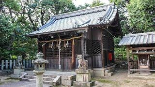 角宮神社 京都 / Suminomiya Shrine Kyoto / 교토
