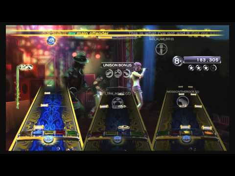 Rock Band 3 - Main Offender - The Hives - Full Band [HD]