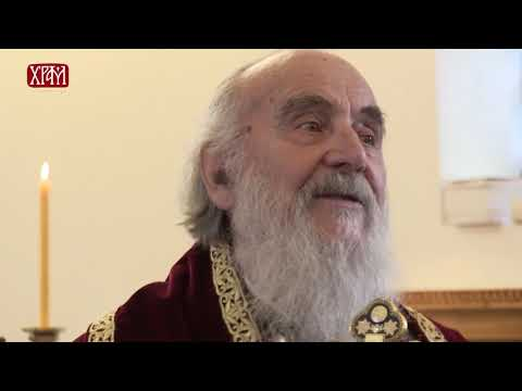 Беседа Патријарха Иринеја на празник Светог мученика Трифуна