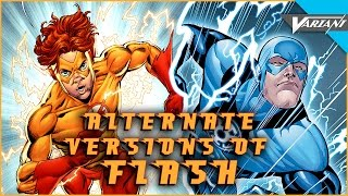 The Alternate Versions Of Flash!