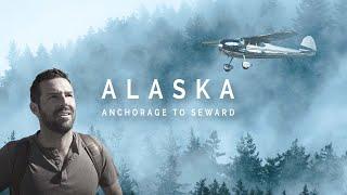 Alaska: Anchorage to Seward - Travel Film