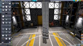 "Kerbal Space Program ""WAR"" Pt.3 - Missile Base"
