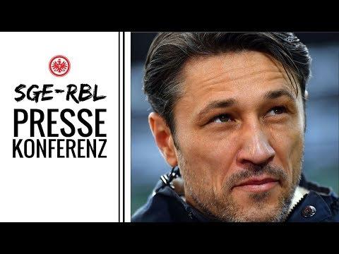 Niko Kovac vor Leipzig-Heimspiel | SGE-RBL